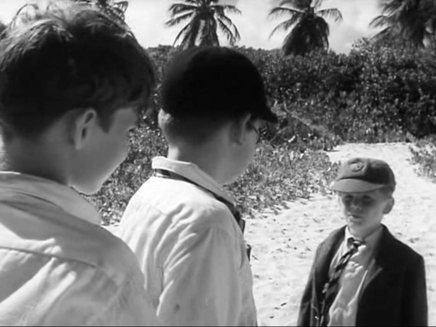 lord of the flies imaginative beggining Symbolism of the conch ~ button text in william golding novel lord of the flies this is in the beginning of the book and the original rules were in place.