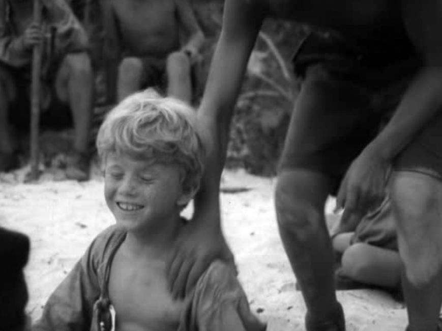 a movie critique of the lord of the flies In 1954, when the world was in the midst of the silent yet terrifying cold war soon after the world war ii, william golding wrote lord of the fliesit is not only a tale of survival of the boys in a plane crash on a deserted island it is an allegorical novel about the conflicts between savagery and civilization.