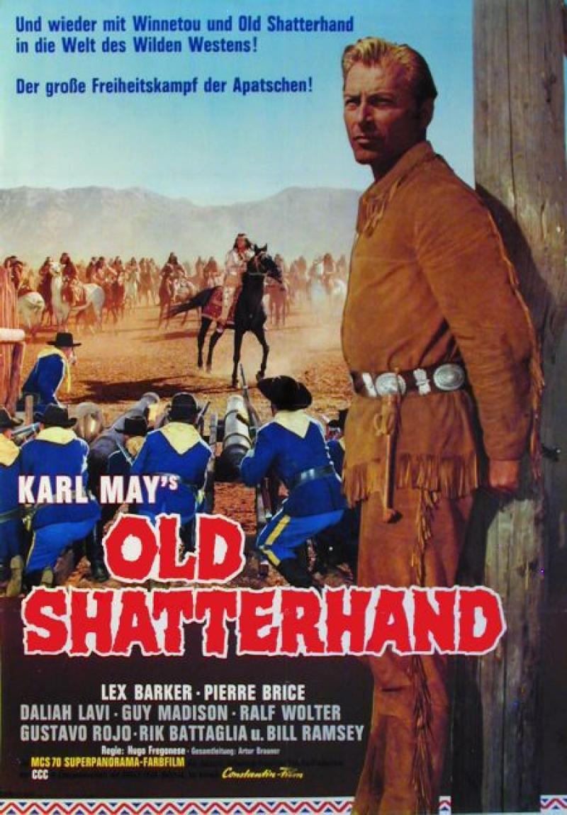 Old Shatterhand 1964