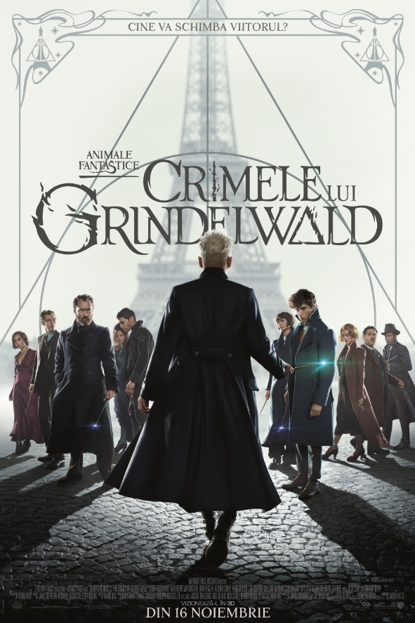 Fantastic Beasts: The Crimes of Grindelwald (2018) Online Subtitrat
