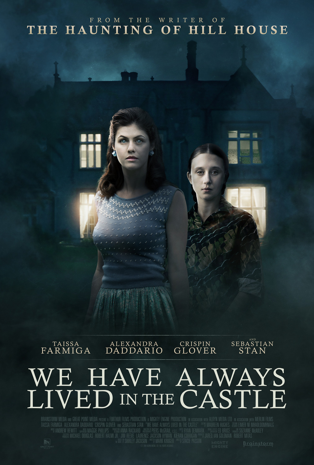 We Have Always Lived In The Castle We Have Always Lived In The Castle 2018 Film Cinemagia Ro