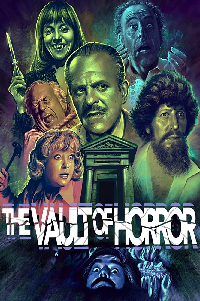 Poster The Vault of Horror (1973) - Poster 1 din 10 ...