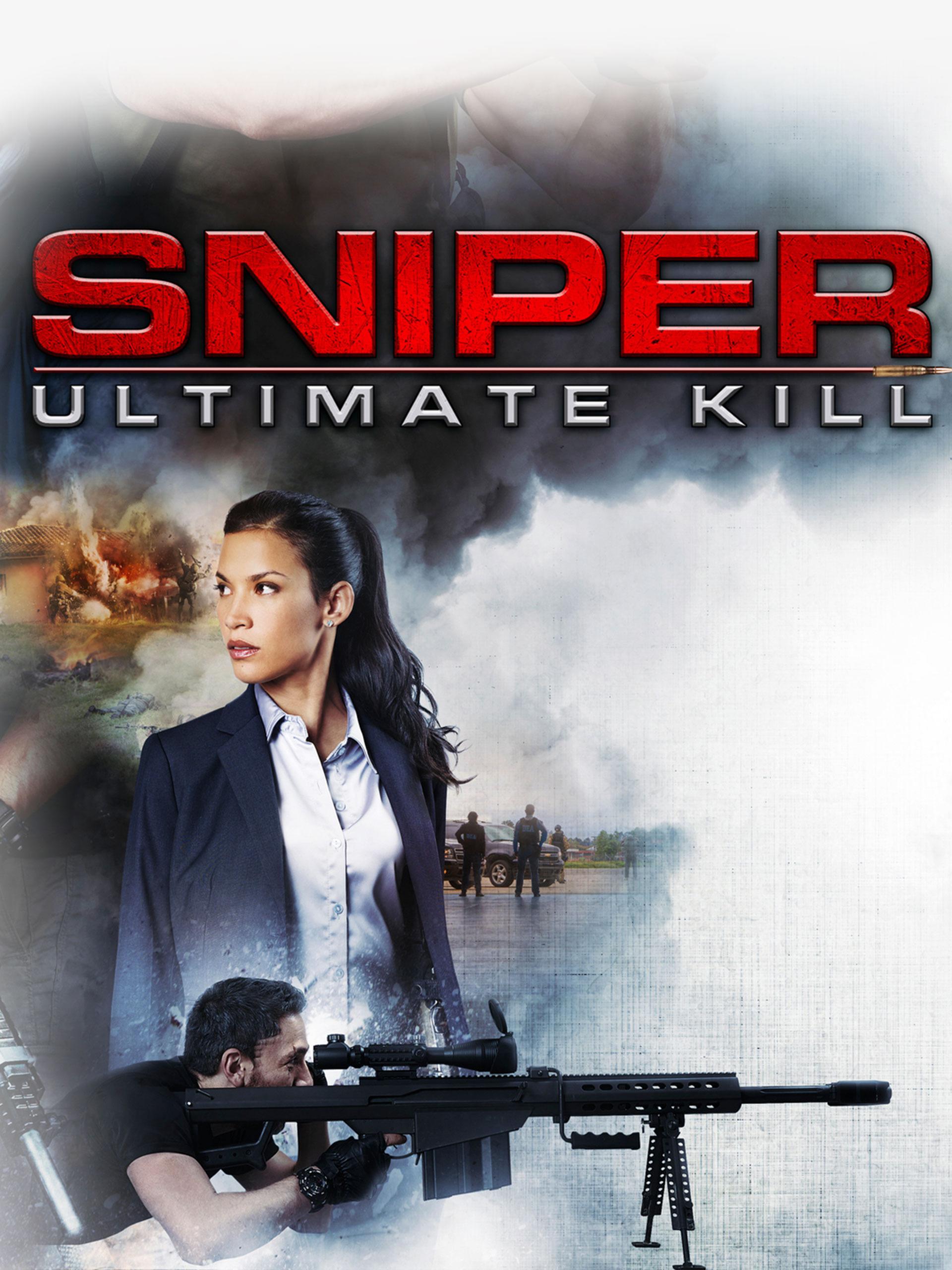 Poster Sniper: Ultimate Kill (2017) - Poster 4 din 5