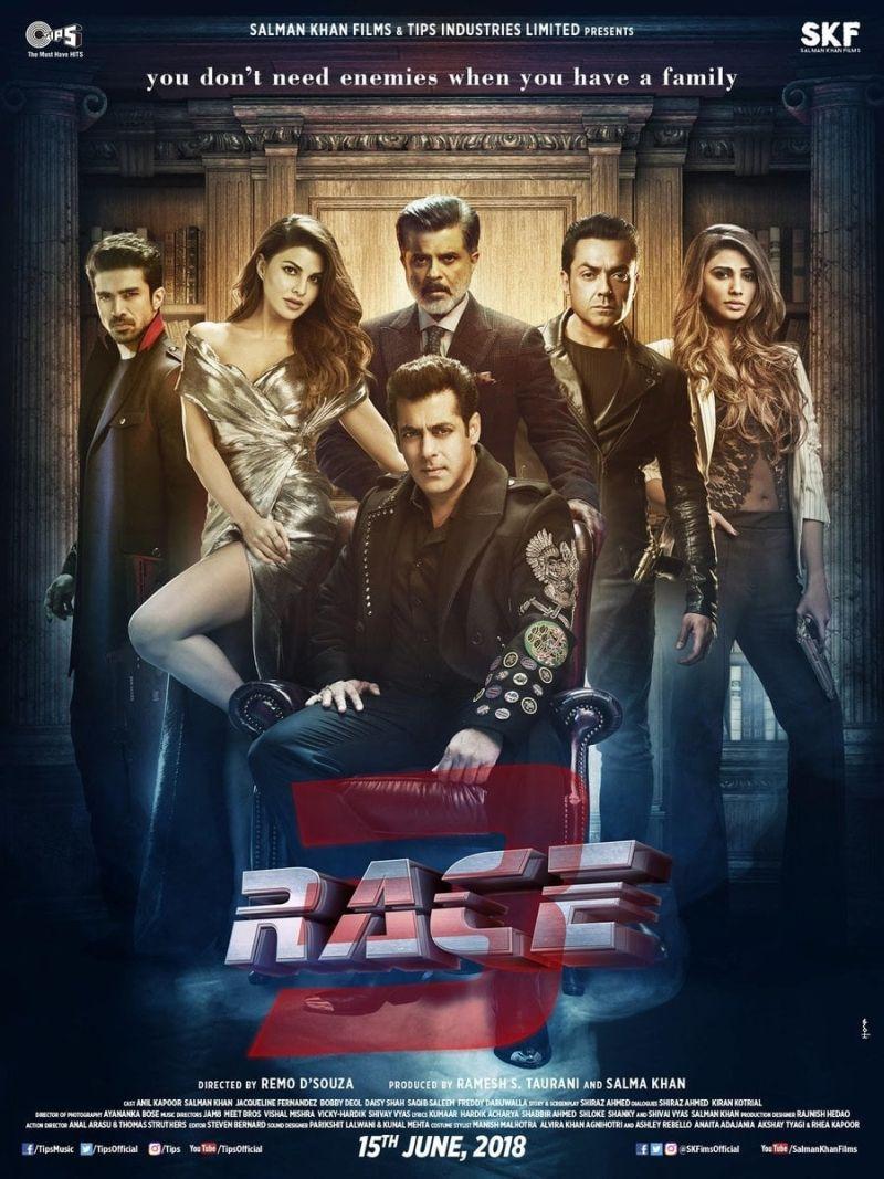 Race 3 (2018) Online Subtitrat