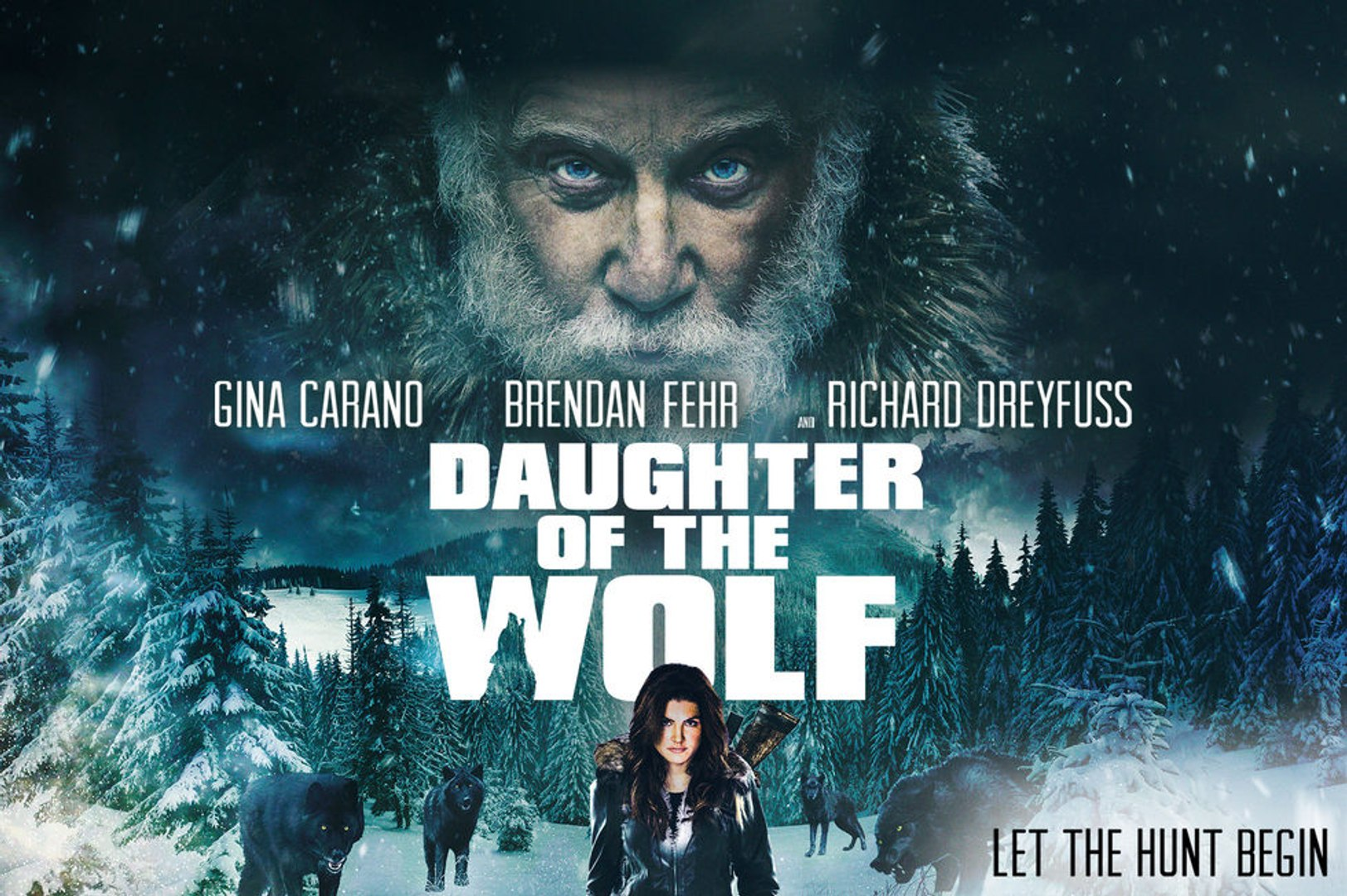 Poster Daughter of the Wolf (2019) - Poster Fiica lupului