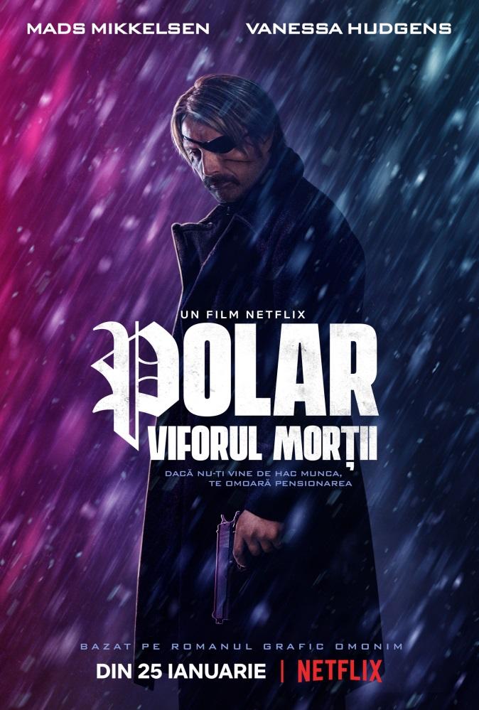 Polar (2019) Gratis Online