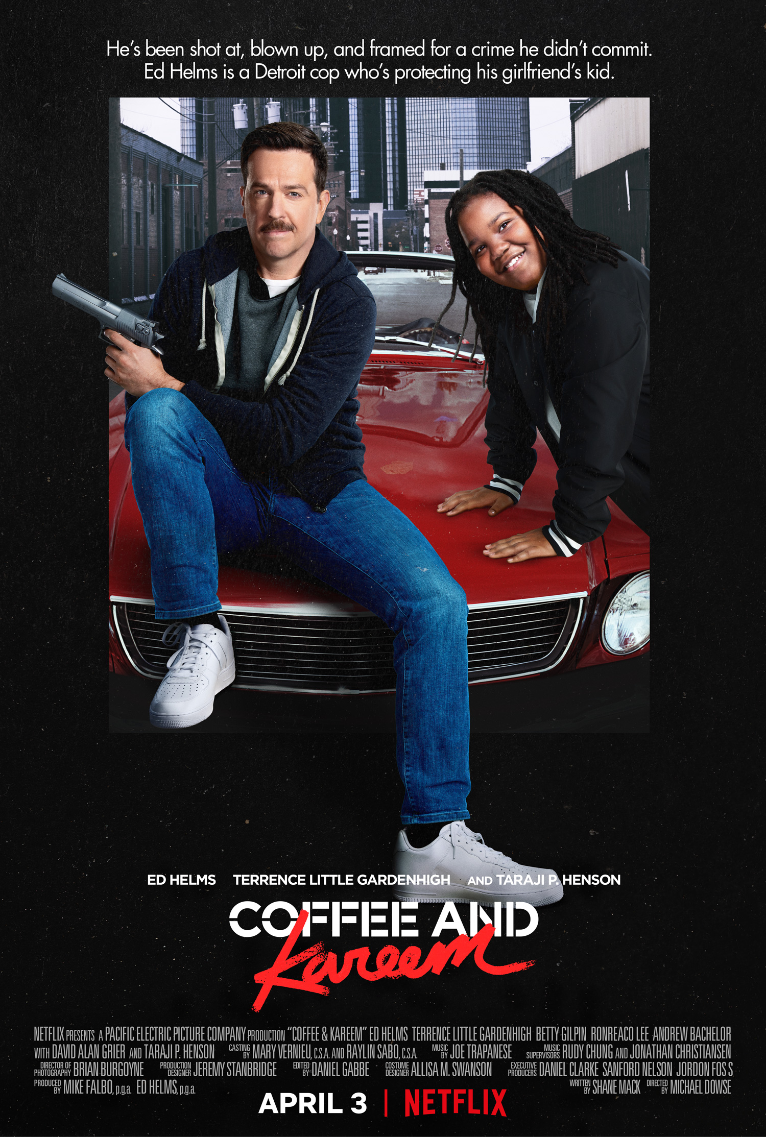 Poster Coffee & Kareem (2020) - Poster Coffee și Kareem ...