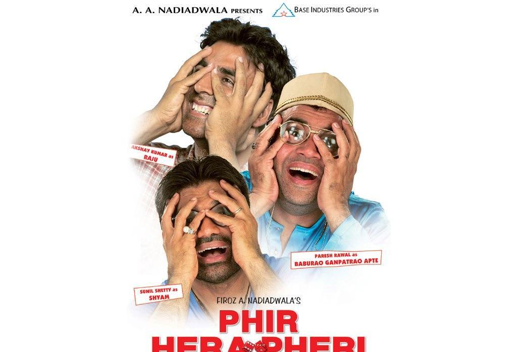 Images of Phir Hera Pheri Songs - #rock-cafe
