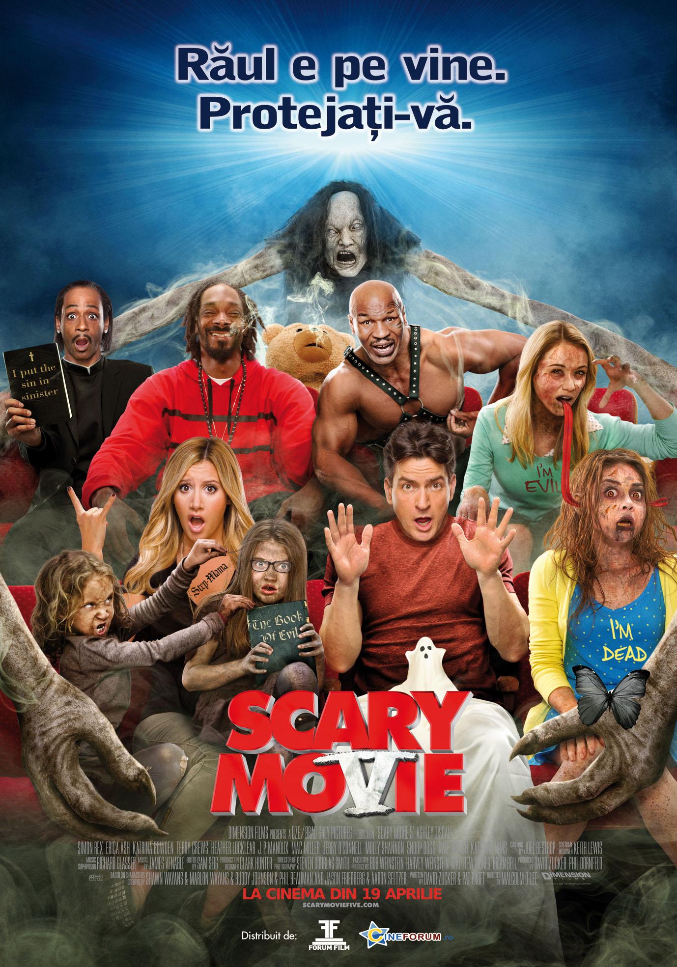 Scary Movie 5 Comedie De Groază 5 2013 Film Cinemagia Ro