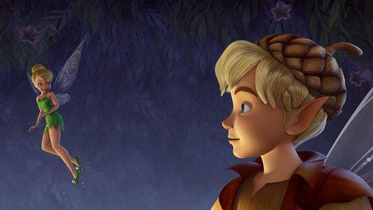 Tinker Bell: Clopotica si secretul aripilor (2012 ...