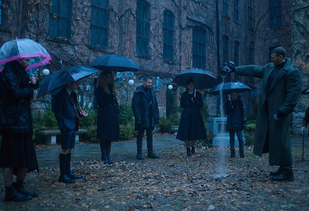 The Umbrella Academy (2019) Online Subtitrat in Romana
