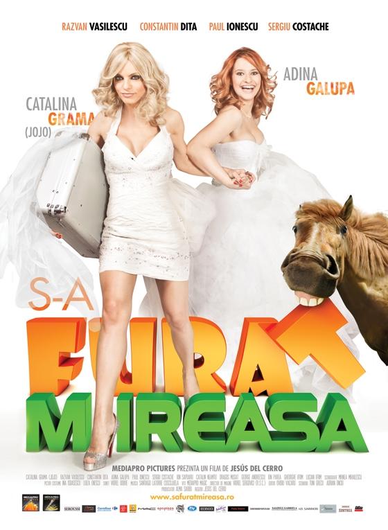 S-a Furat Mireasa (2012) film Romanesc