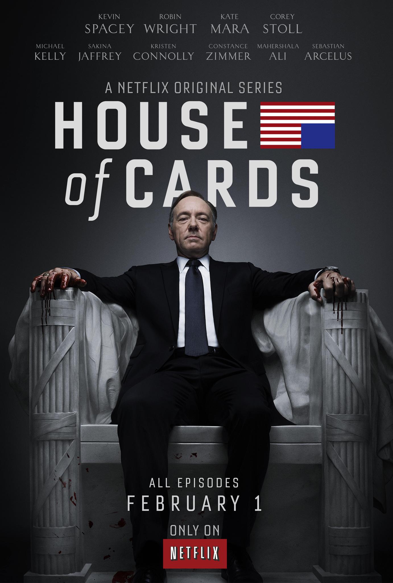 House of Cards - Culisele puterii (2013) - Film serial - CineMagia.ro