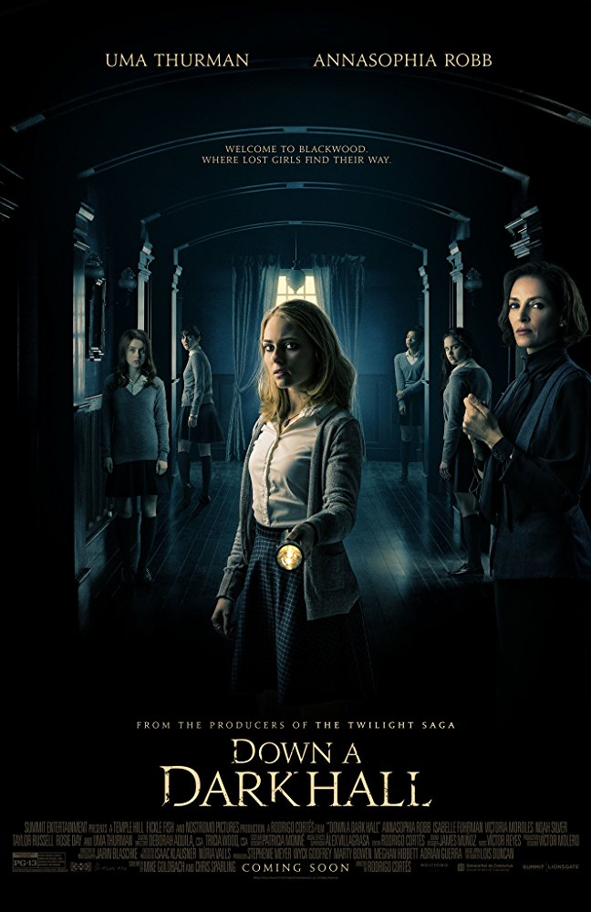 Down a Dark Hall (2018) Online Gratis Subtitrat