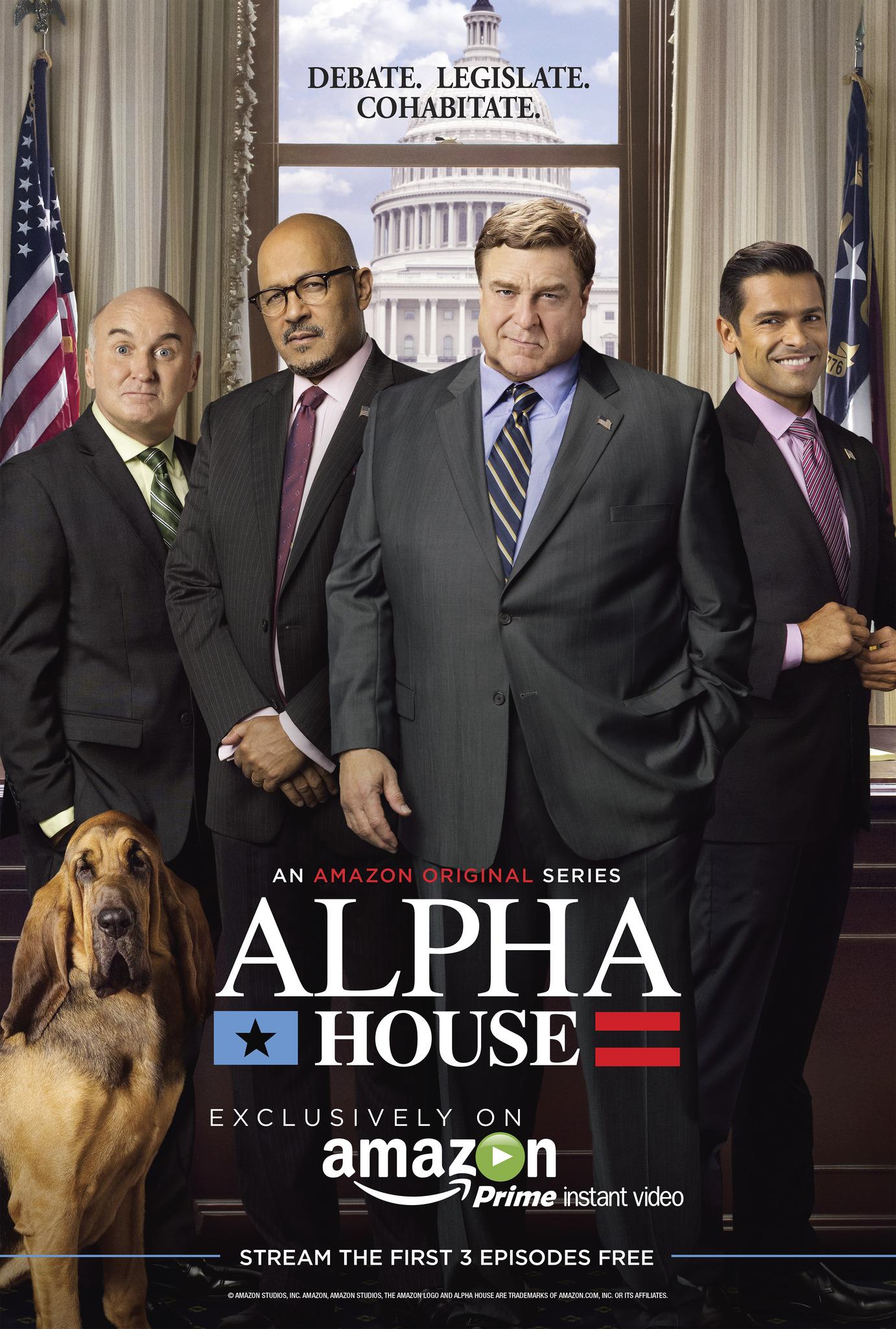 Alpha House - Alpha House (2013) - Film serial - CineMagia.ro