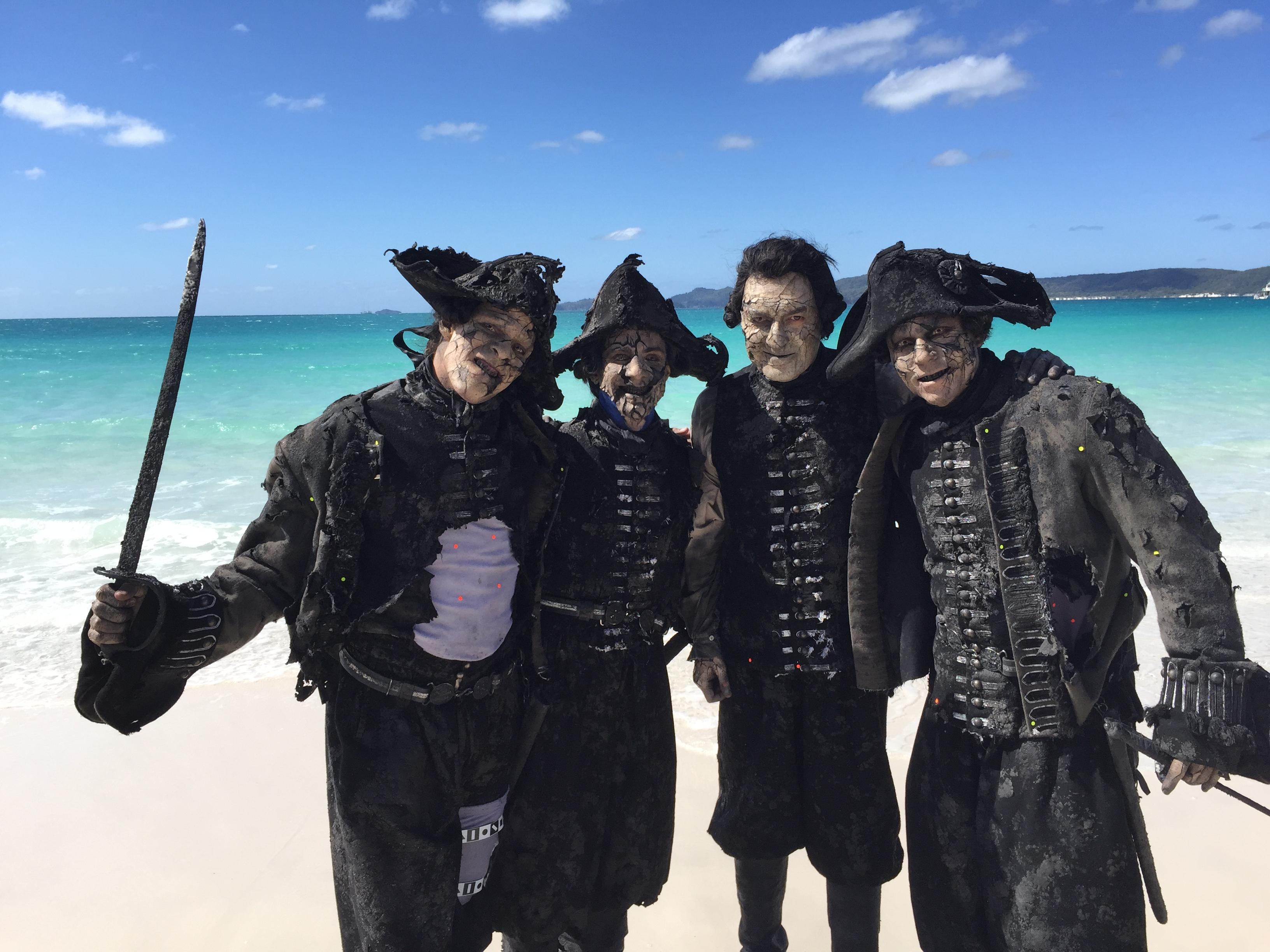 Imagini rezolutie mare Pirates of the Caribbean: Dead Men ...