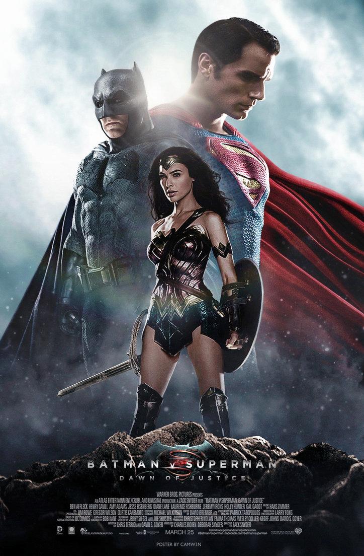 Batman V Superman: Dawn Of Justice (2021)