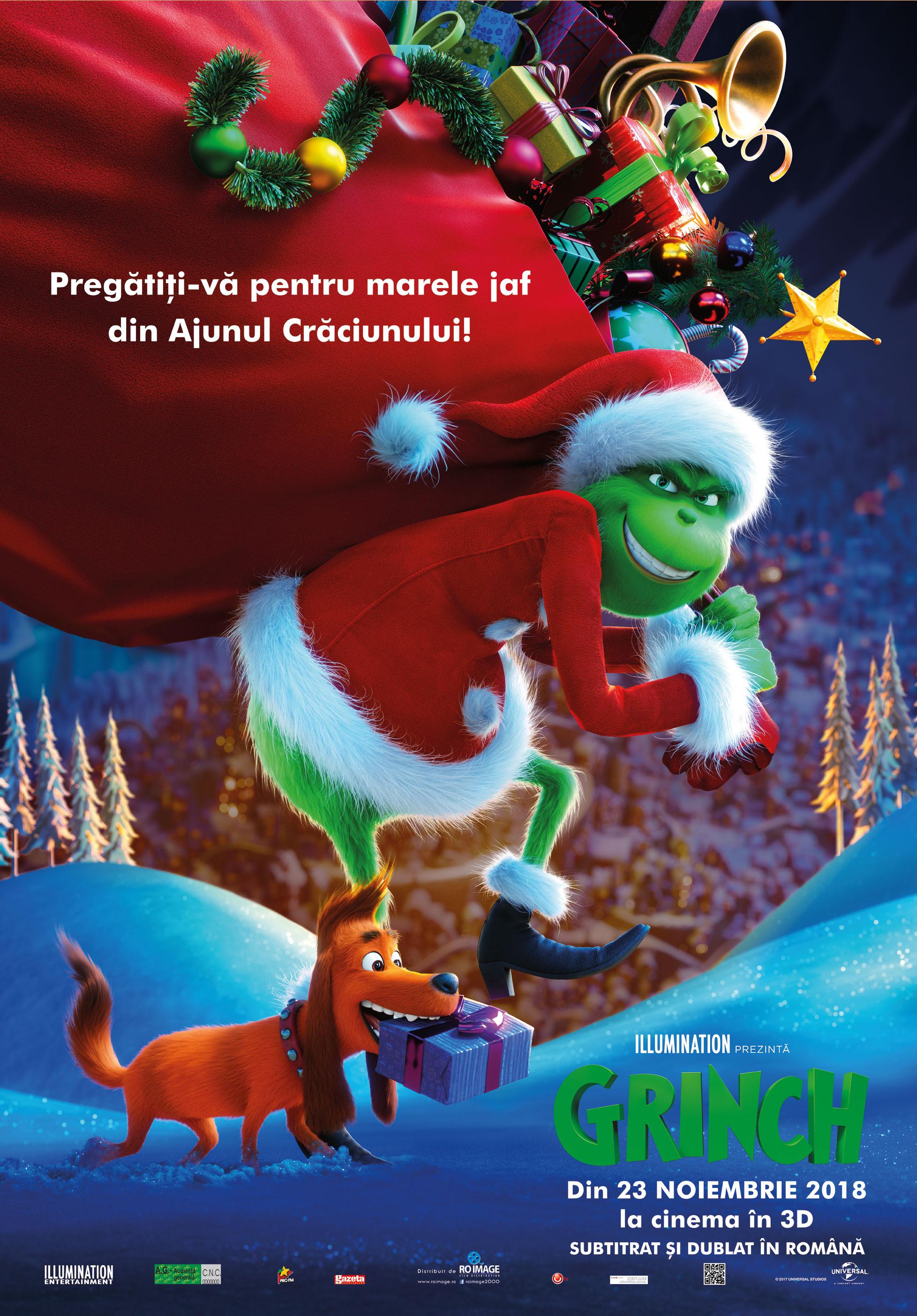 The Grinch 2018 Online Subtitrat In Romana
