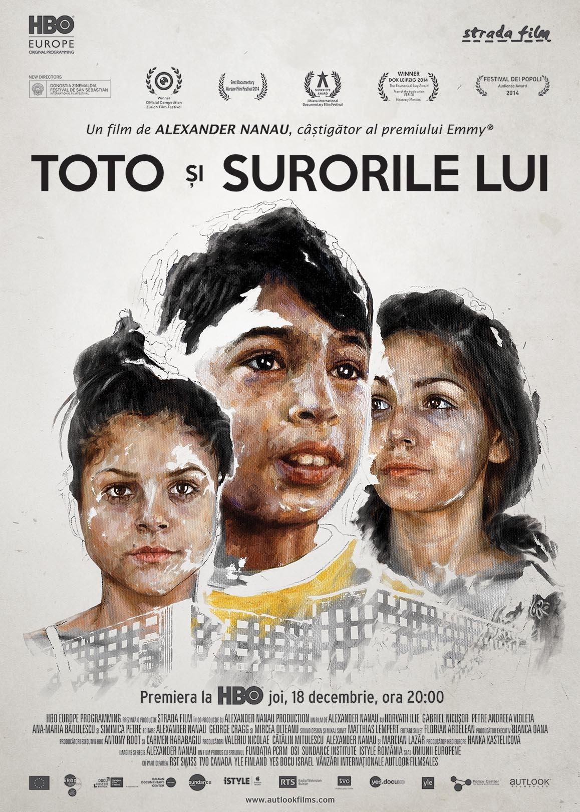 Toto și surorile lui - Toto și surorile lui (2014) - Film