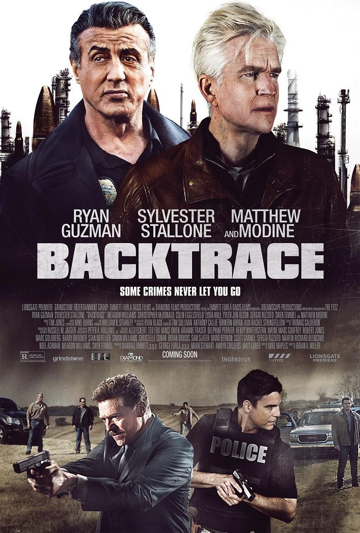 Backtrace (2018) Online Subtitrat