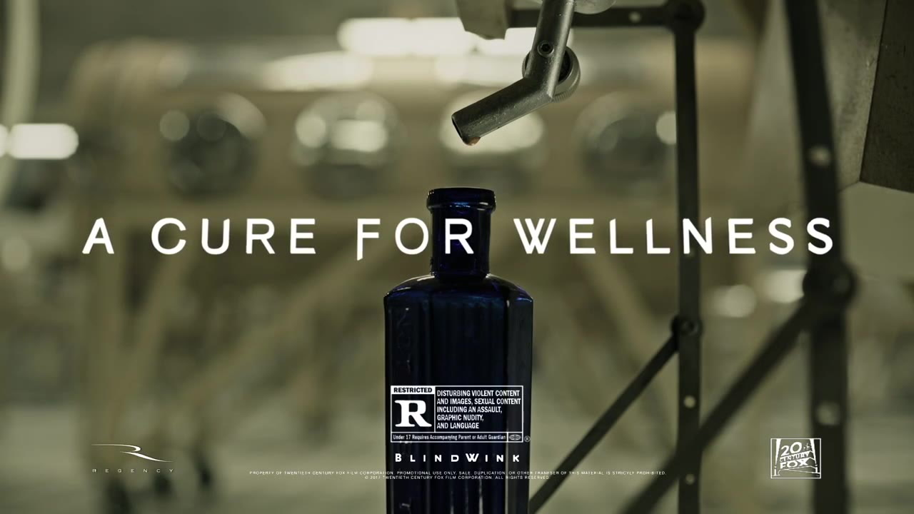 A Cure for Wellness Trailer - Super Bowl TV Spot - 2017