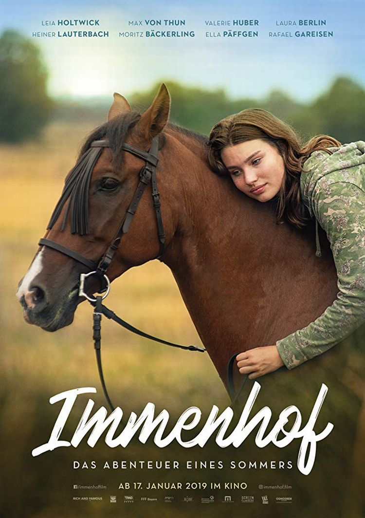 Poster Die Mädels vom Immenhof (2019) - Poster 1 din 2