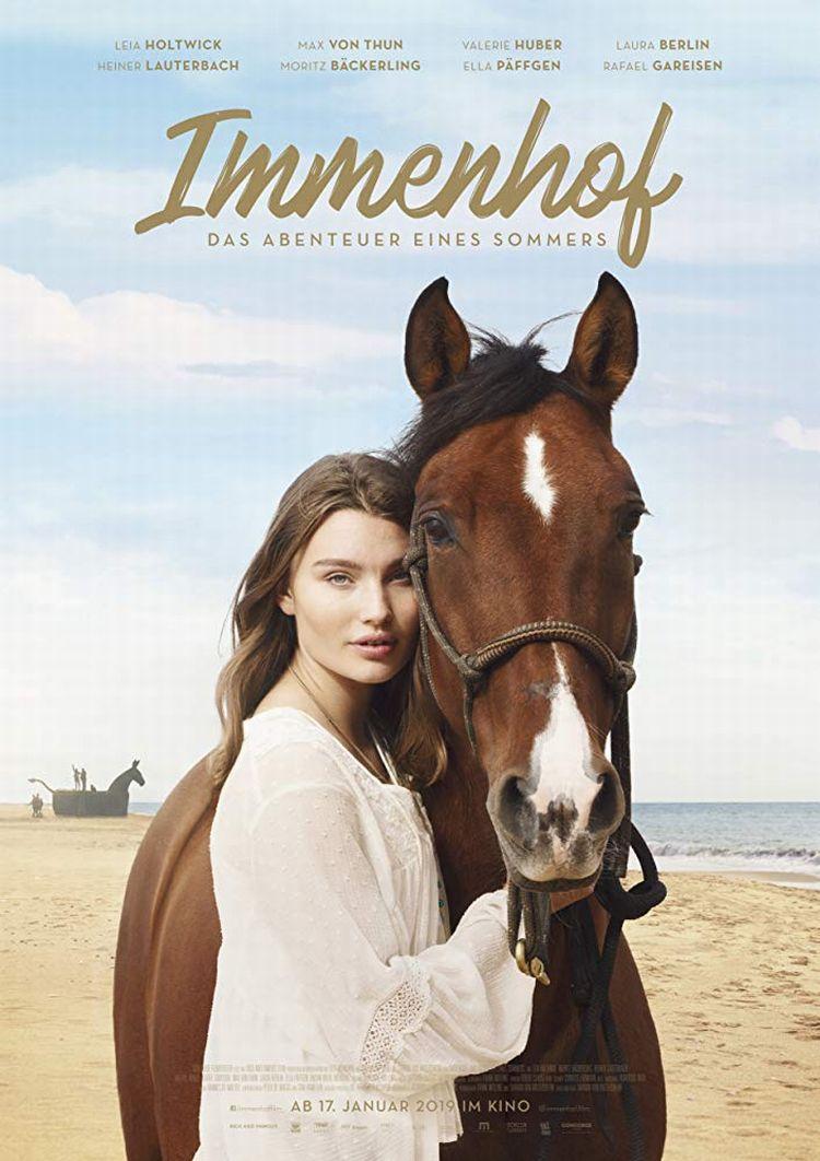 Poster Die Mädels vom Immenhof (2019) - Poster 2 din 2