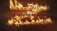 Trailer The Legend of Zorro