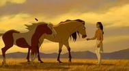 Trailer Spirit: Stallion of the Cimarron