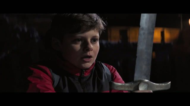 Trailer - The Kid Who Would Be King