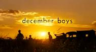 Trailer December Boys
