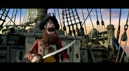 Trailer The Pirates! Band of Misfits
