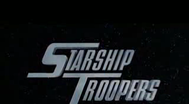 Trailer Starship Troopers