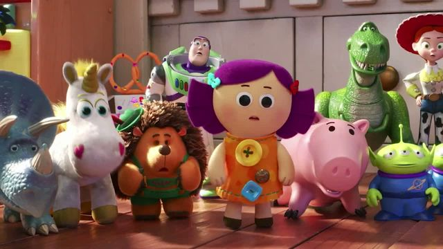 Trailer - Povestea jucăriilor 4