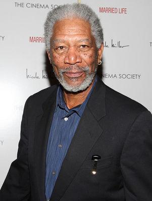 Morgan Freeman - poza 1