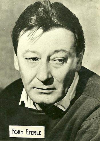 Fory Etterle - Actor - CineMagia.ro