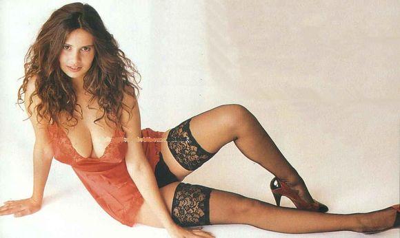 Foto Sexy Debora Caprioglio 87