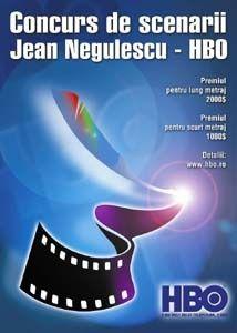 """Rezultatele Concursului National de Scenarii de Film """"Jean Negulesco - HBO, 2004""""."""