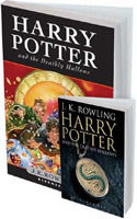 Harry Potter and the Deathly Hallows - lansarea in librarii