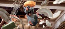 30 de familii norocoase vad Ratatouille!