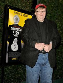 Michael Moore despre  Capitalismul: o poveste de dragoste