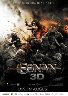 Avem un nou Conan! Se caută aventuri...