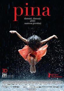 Filmul PINA - din 9 septembrie la cinema!