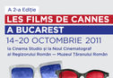 Articol 12 filme româneşti selectate la Cannes, proiectate  la Bucureşti