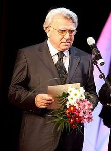 Dan Piţa - 73 de ani şi o premieră