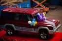 Articol Parada de maşini ARO în Bucureşti şi drive teste gratuite