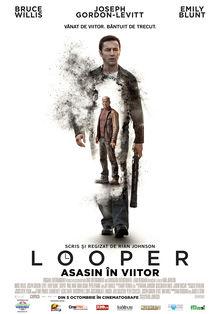 """Analiză """"Looper"""": un SF inteligent şi substanţial ca intenţie"""
