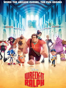 Wreck-It Ralph, victorie la box-office. Vezi ce record a doborât animaţia