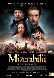 Les Misérables: aşa se cântă cu emoţie