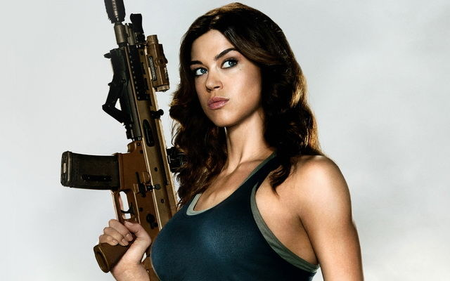 Adrianne palicki wonder woman - 1 5